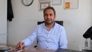 AK Parti Merkez ilçe başkanı Açıkyıldız, İsrail'in Mescid-i Aksa'ya yaptığı saldırıya tepki gösterdi
