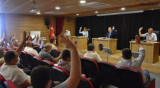Akhisar Belediye Meclisi Kudüs için tek yürek