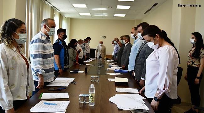 Altınova Meclisi'nden İsrail'e kınama