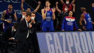 Anadolu Efes 4. kez Final-Four'da