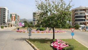 Aydın Büyükşehir Belediyesi'nin Nazilli'deki çalışmaları devam ediyor