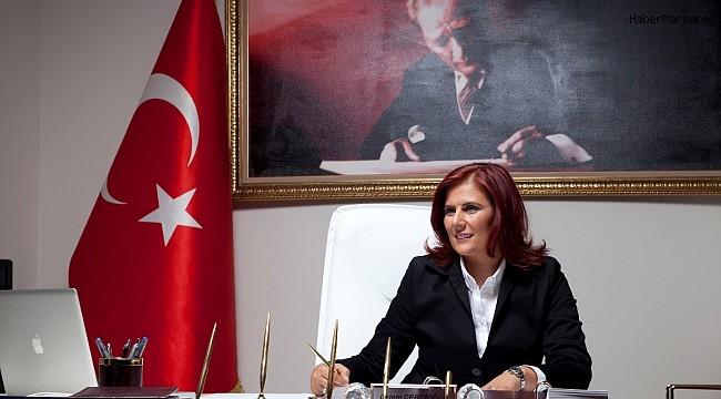 """Başkan Çerçioğlu, """"Bağımsızlığın bayramı kutlu olsun"""""""