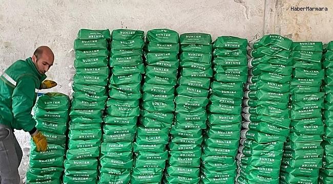 Bitlis'te sertifikalı yonca tohumu dağıtımı