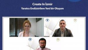 Create In İzmir projesi EGİAD üyelerine anlatıldı