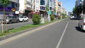 Diyarbakır'da tam kapanma devam ediyor