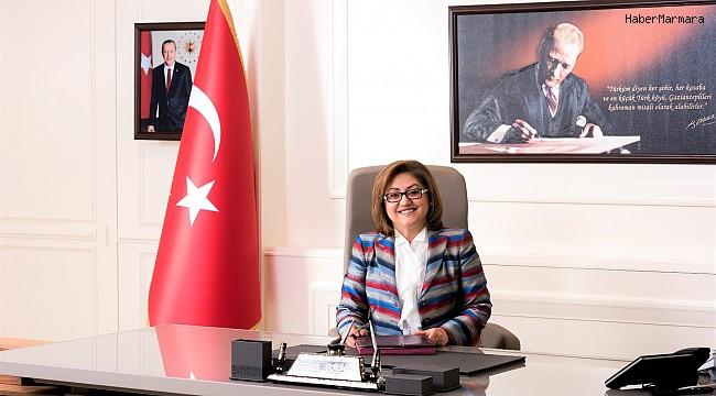Fatma Şahin'den 19 Mayıs mesajı