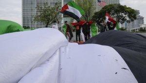 Filistin'e destek protestoları