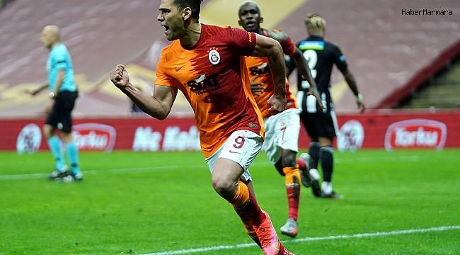 Galatasaray: 3- 1 Beşiktaş