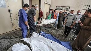 Gazze'de Şehit Sayısı Yükseliyor!