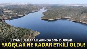 İstanbul Barajlarındaki Son Durum!