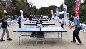 Kadıköy'de 19 Mayıs kutlamaları masa tenisi turnuvasıyla başlıyor