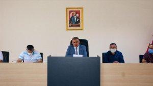 Köşk Belediye Meclis'inden İsrail'e tepki