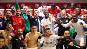 Sivasspor'dan Gaziantep hatırası!
