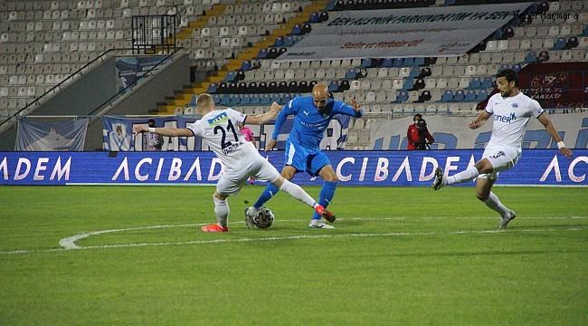 Süper Lig: BB Erzurumspor 0- 1 Kasımpaşa