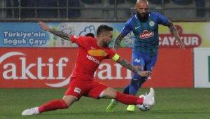 Süper Lig: Çaykur Rizespor 0 - 4 Yeni Malatyaspor