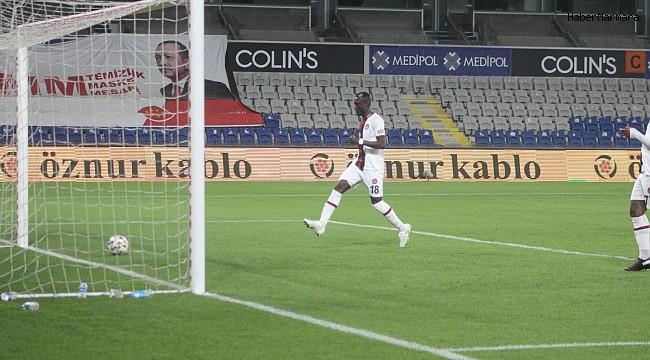 Süper Lig: Fatih Karagümrük: 5 - Gençlerbirliği: 1
