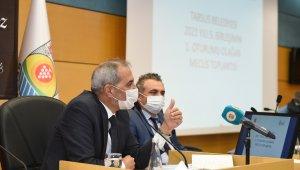 Tarsus Belediyesi, pandemiye rağmen 2020'yi bütçe fazlasıyla kapattı