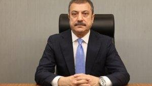 TCMB Başkanı Kavcıoğlu: ''Sıkı parasal duruş, dışsal ve geçici oynaklıklara karşı önemli bir tampon işlevi görecektir''