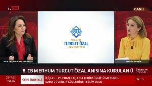 Turgut Özal Üniversitesi hızla büyüyor