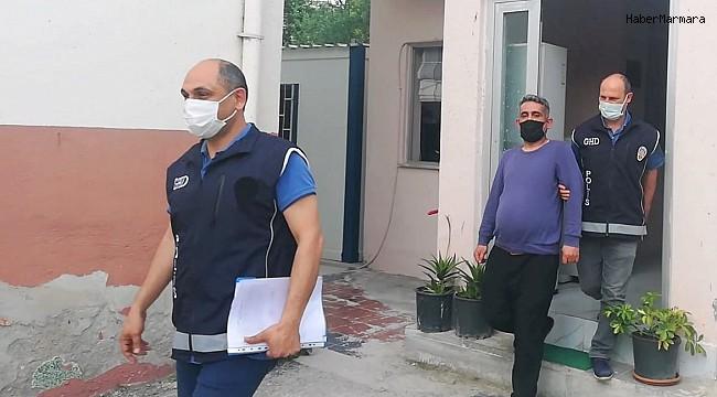 Türkiye'ye giriş yasağı bulunan şahıs Osmaniye'de yakalandı