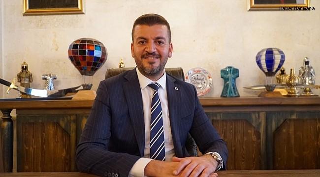 """Ürgüp Belediye Başkanı Aktürk, """"Kadir Gecemiz mübarek olsun"""""""