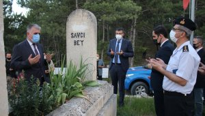 Vali Ali Çelik Domaniç'teki projeleri yerinde inceledi