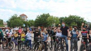 4 Haziran Bisiklet günü Bandırma'da kutlandı