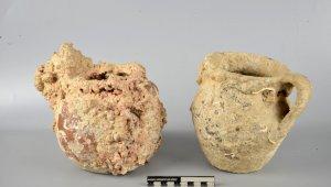 ABD'den iadesi sağlanan tarihi eserler Anadolu Medeniyetleri Müzesi'nde