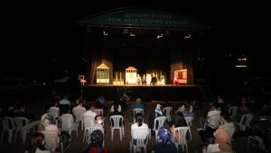 Akçaabat'ta ikinci açık hava tiyatro günleri Temmuz'da başlıyor