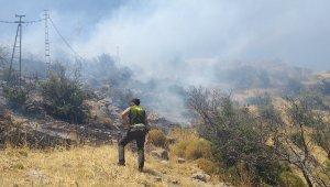 Alevler tüm Bodrum'dan görüldü