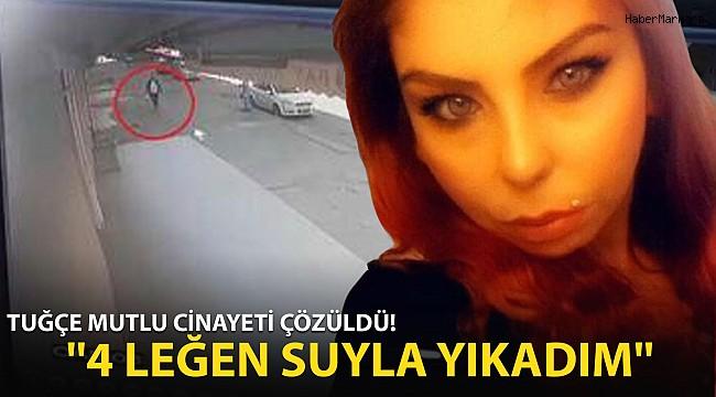 Ankara'da Ölü Bulunan Tuğçe Mutlu Cinayeti Çözüldü!