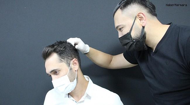 Batman'da 32 bin kişi saç ekim işlemi yaptırdı