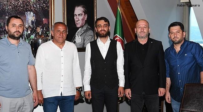 Bursaspor Kulübü, Hakan Cenkçiler'le yeniden anlaştı
