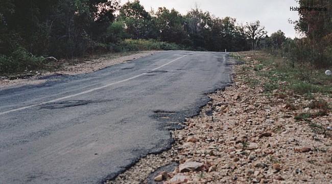 Çatalca Halkı İBB'den Yollarının Bakımının Yapılmasını İstiyor