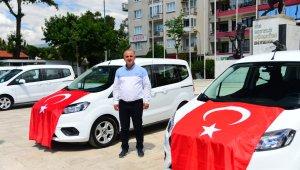 Çerçioğlu'ndan Başkan Kaya'ya destek