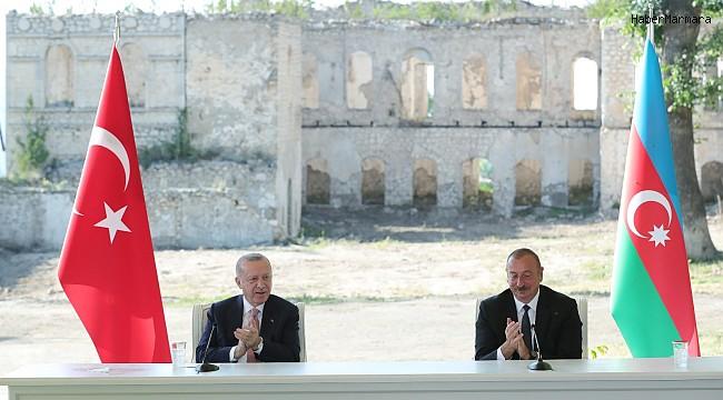 """""""Şuşa'da en kısa sürede inşallah bir Başkonsolosluk açmayı planlıyoruz"""""""