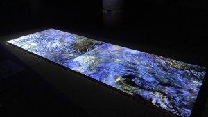 """Dijital Sanat sergisi """"Dalınç"""" Binbirdirek Sarnıcı'nda açıldı"""