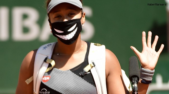 Dünyaca ünlü Japon tenisçi Naomi Osaka'dan sürpriz karar