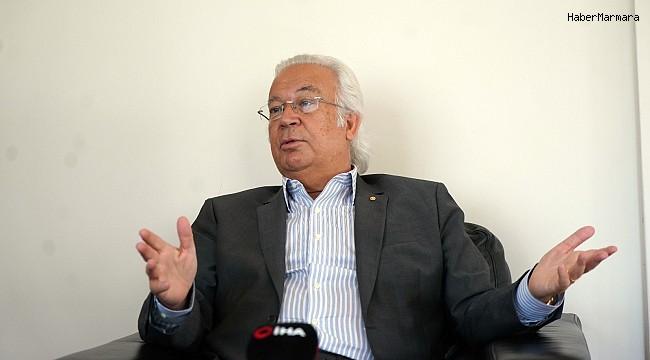 """Eşref Hamamcıoğlu: """"Oyların çoğunu biz alırız"""""""