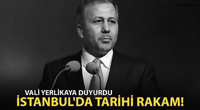 İstanbul'dan Yeni Rekor Geldi!