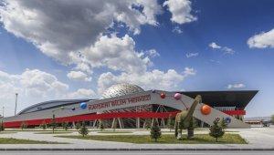 Kayseri Bilim Merkezi ziyarete açıldı