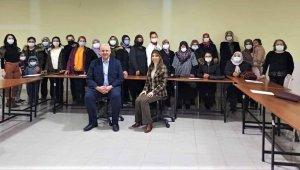 Kemaliye'de kadın kooperatifi kuruldu
