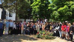 Kütahya'da yabancı öğrencilere kültür gezisi