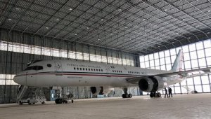 Meksika, başkanlık uçağını 3.27 milyon dolara sattı