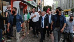 Muharrem İnce Balıkesir'de parti binasını açtı