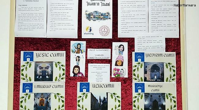 Öğrencileri cami ile tanıştıran proje