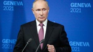 """Putin'den ABD'ye: """"Ortada herhangi bir düşmanlık olduğunu düşünmüyorum"""""""