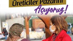 Safranbolu'da Kadın Üretici Pazarı açılıyor