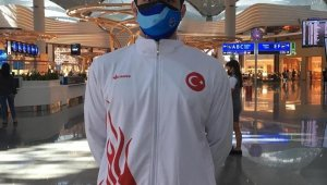 Şehitkamilli sporcu, Dünya Şampiyonası'nda palet vuracak