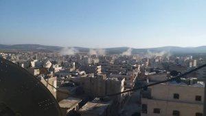 Terör örgütü YPGPKK'dan Afrin'e art arda 2 füze saldırısı: 6 ölü, 15 yaralı